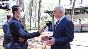 Türkiye'nin İlk Doğa Dostu Millet Bahçesi Ümraniye'de