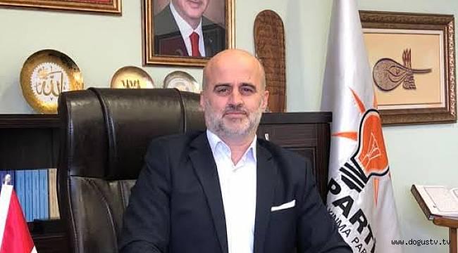 AK Parti Kartal İlçe Başkanı Gürkan Akyol Görevinden Alındı