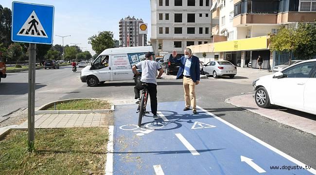 Salgına, küresel ısınmaya ve obeziteye karşı bisiklet…