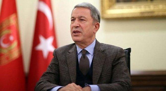 Bakan Akar'dan Azerbaycan tezkeresi açıklaması