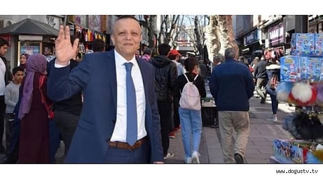 Abdulsamed Elçi:Gençler hiç korkmayın biz iktidara gelelim veya gelmeyelim bu borçları alanlarda sizlerle bir araya gelerek sildireceğiz...