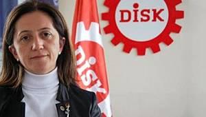 DİSK Yönetim Kurulu  Genel Başkan Arzu Çerkezoğlu'nun açıklaması