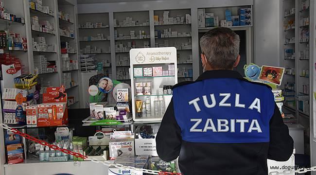 Tuzla'da Vefa Hattına Gelen Talepler, Tuzla Belediyesi Zabıta Ekipleri Tarafından Karşılanıyor