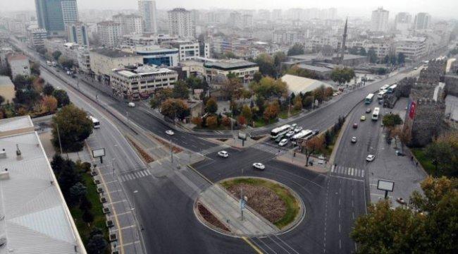Vatandaşlar kısıtlamayı yanlış anladı, sokaklar boş kaldı