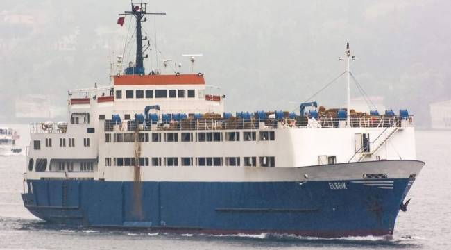 Akdeniz'de Gemi Krizi