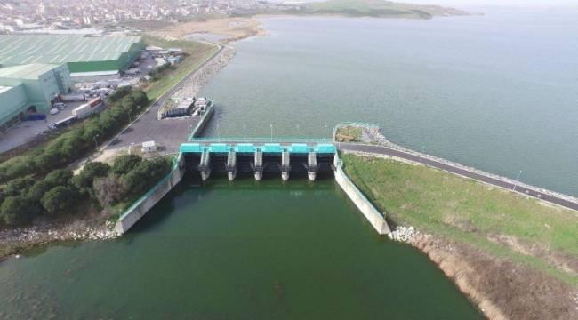 İstanbul Baraj Doluluk Oranları Yüzde 55'i Aştı