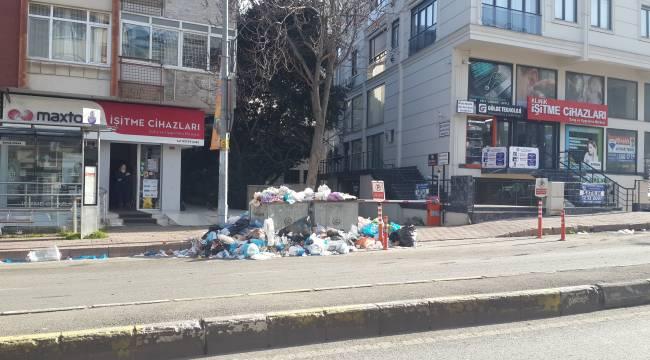 MALTEPE'DE VATANDAŞ İSYANDA