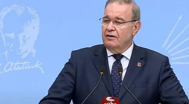 Faik Öztrak'tan 'erken seçim' açıklaması