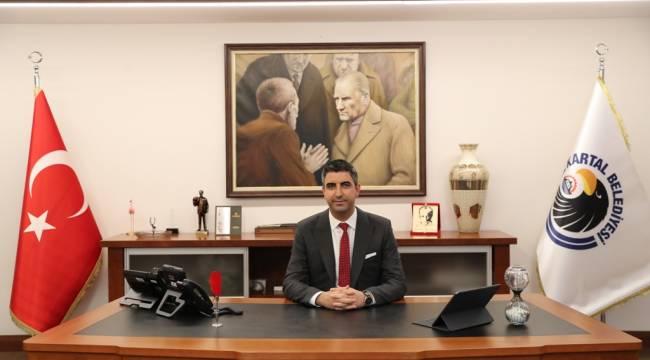 Kartal Belediye Başkanı Gökhan Yüksel'den Bayram Mesajı