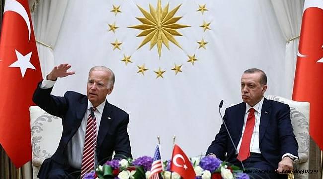 Bloomberg'ten Erdoğan'a sert eleştiri: Görüşme öncesi Biden'a çağrı