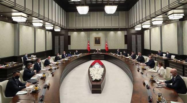 Cumhurbaşkanlığı Kabinesi öncesi dikkat çeken karar