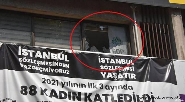 HDP saldırganının ilk ifadesi: