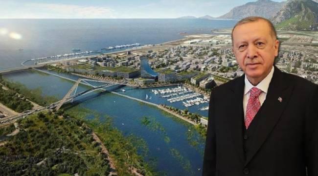 İlk köprünün temelini Erdoğan atacak