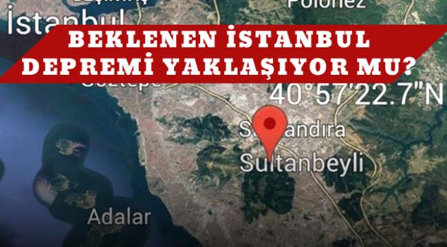 Kandilli'den depremle ilgili açıklama