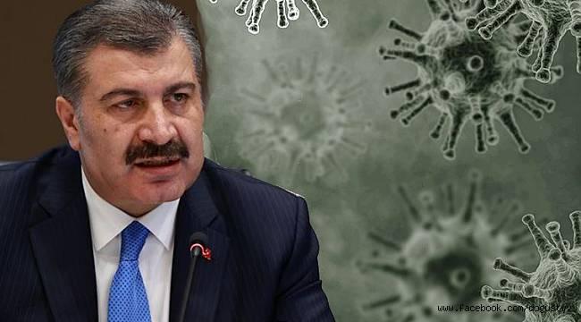 Koca Türkiye'de kaç kişinin Delta varyantına yakalandığını açıkladı