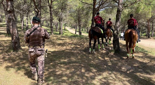İstanbul Valiliği'nden 'ormanlara girmek yasak' açıklaması