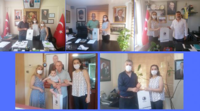 Kartal Belediyesi Muhtarların Kurban Bayramını Kutladı