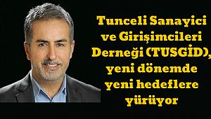 TUSGİD, CEM HAYDAR BEKTAŞ'LA HEDEF BÜYÜTÜYOR..