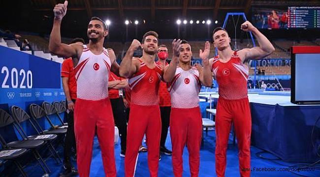 2020 Tokyo Olimpiyatları,13 madalya ile en çok madalya kazandığı oyunlar oldu.