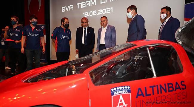 Bağcılar Belediyesi desteğiyle elektrikli, otonom ve insansız araç geliştirildi