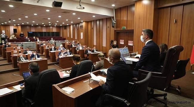 Kartal Belediyesi 2022 Performans Programı ve Bütçesi Oy Çokluğu İle Kabul Edildi