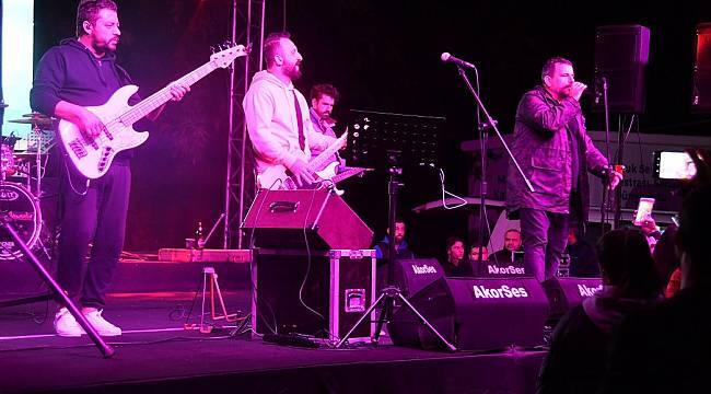Narlıdere'de Gece Yolcuları ile yaza veda!