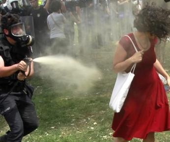 Kırmızılı Kadın davasında ceza alan polis itiraz etti