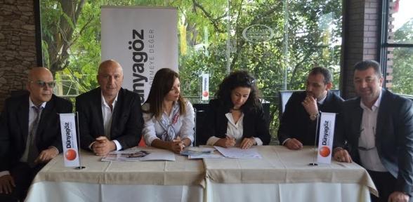 Türk Metal Sendikası ve Dünyagöz Pendik Hizmet Protokolü İmzaladı